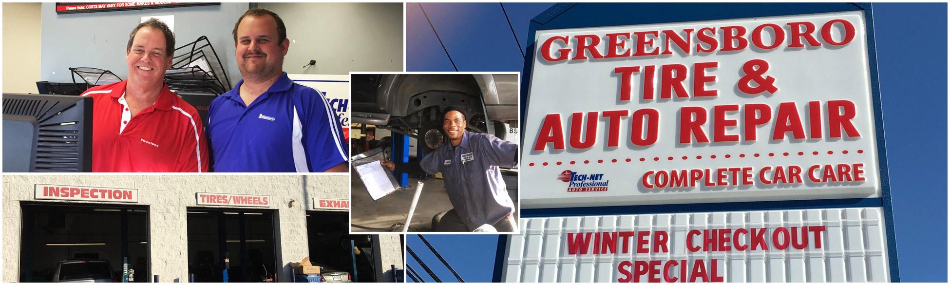Used Tires Greensboro Nc >> Greensboro Nc Auto Repair Tires Greensboro Tire Auto